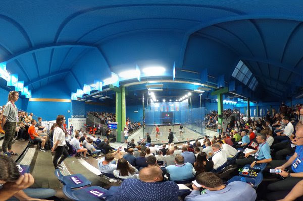 World Squash Federation assessing options for Junior Championships after postponement