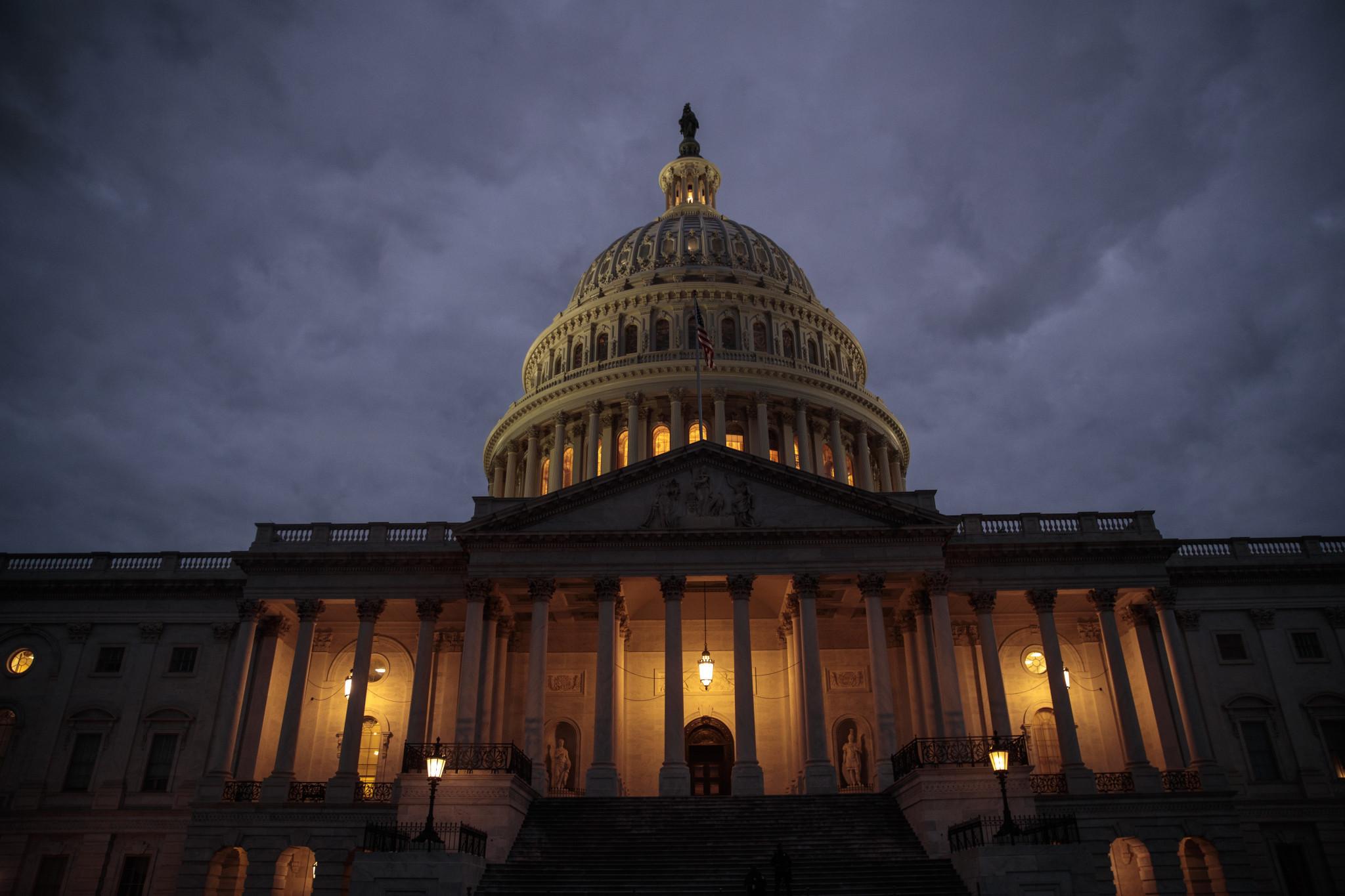 Hundreds of Olympians among signatories urging US Congress to pass safeguarding Bill