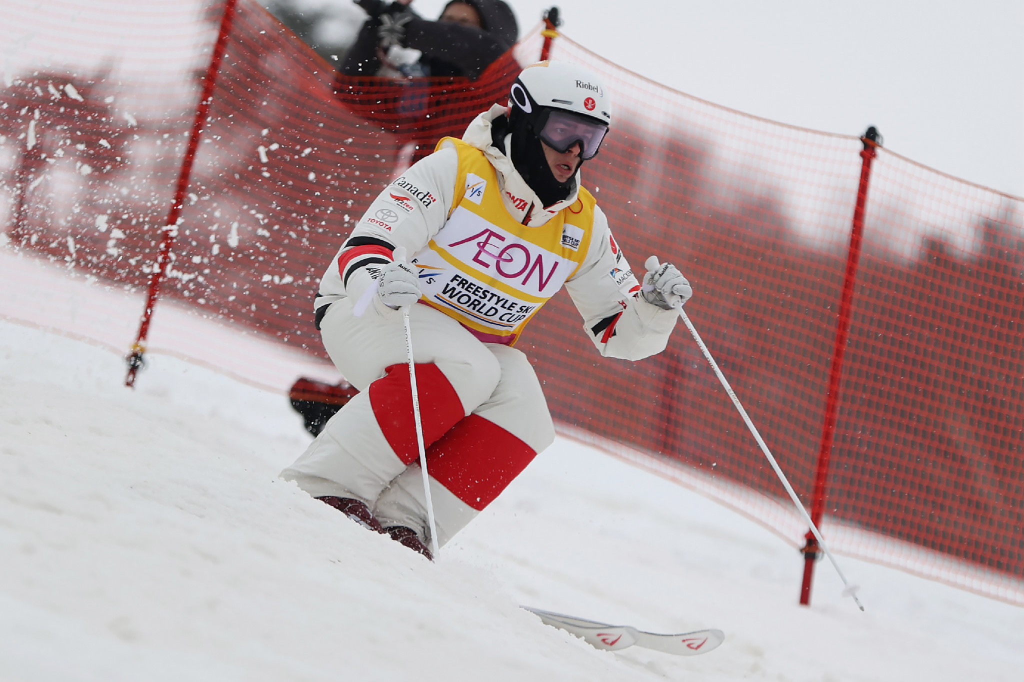 Moguls star Kingsbury crowned as Canada's snow sport athlete of the year