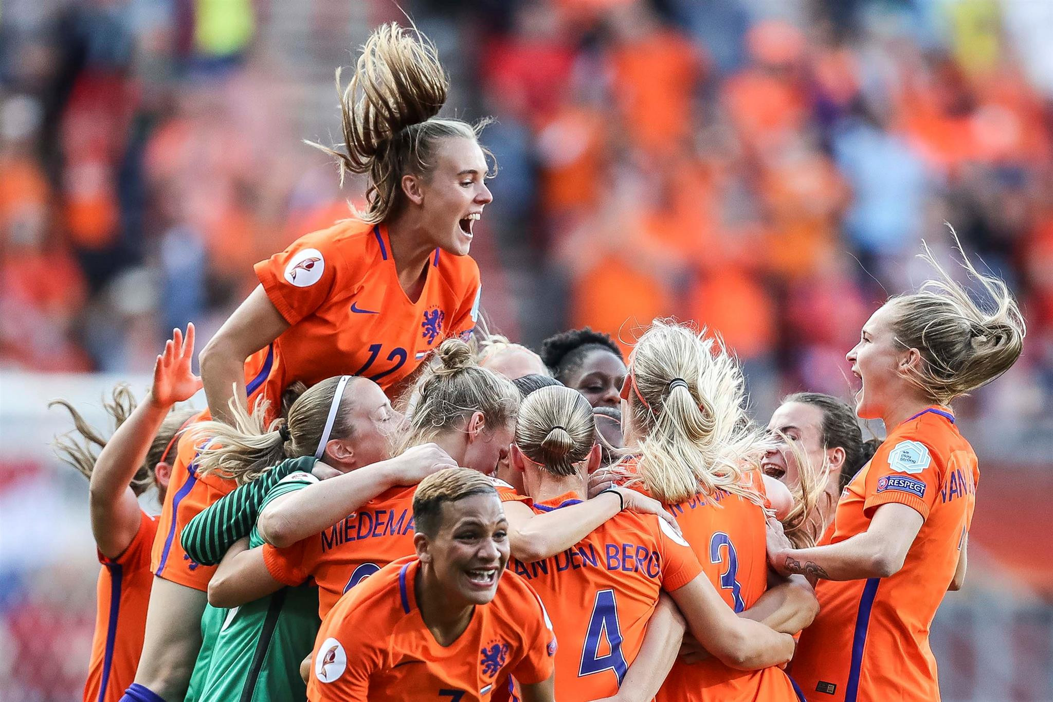 UEFA Women's European Championship to move to July in 2022