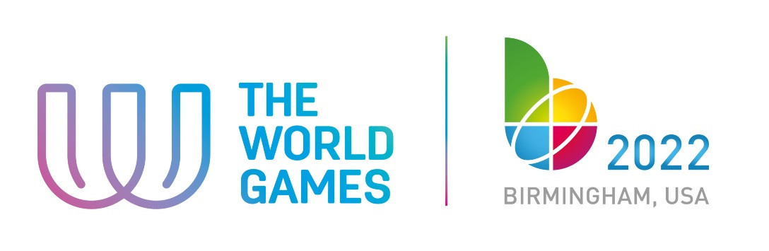 A new name and logo has been unveiled for The World Games 2022 Birmingham ©World Games