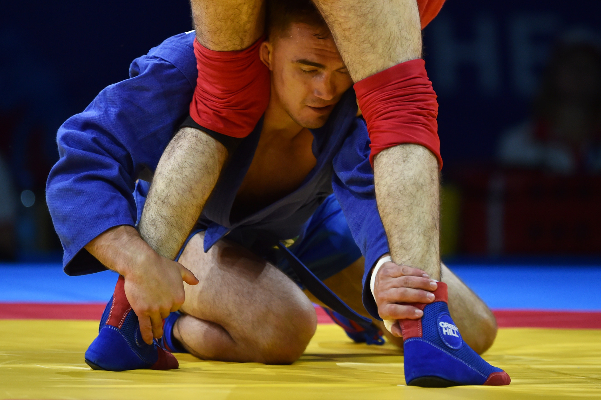 The International Sambo Federation has called for pictures and videos ©Getty Images