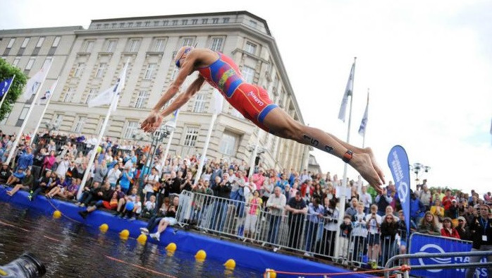 World champions to be crowned at World Triathlon Series event in Hamburg