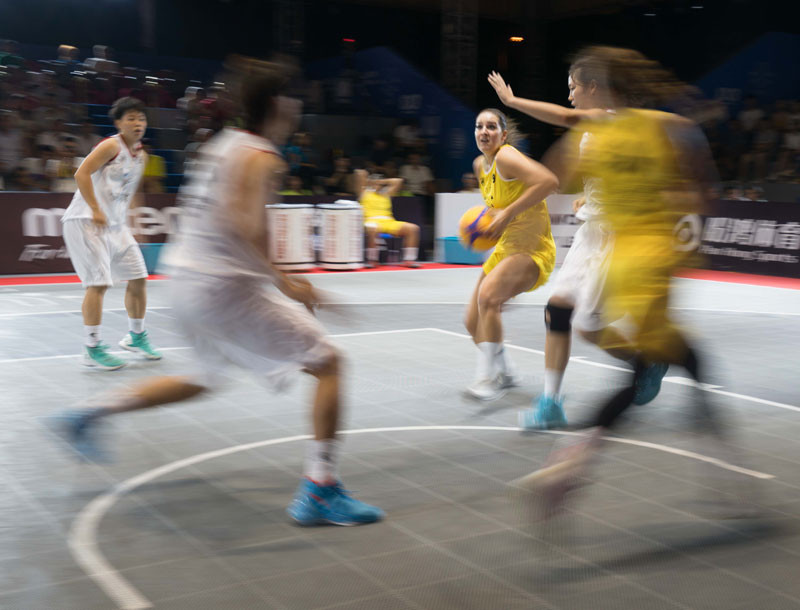 FISU University World Cup 3x3 postponed until 2021
