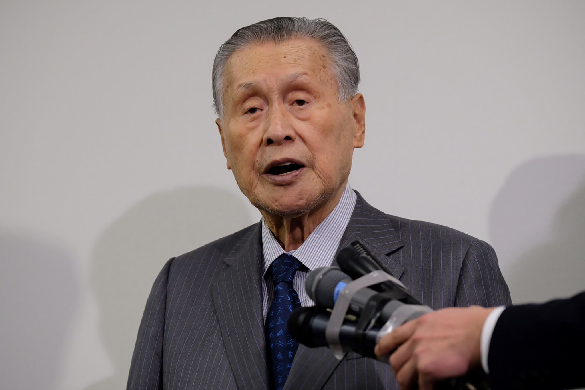 Tokyo 2020 chief Mori warns Games cannot be delayed again