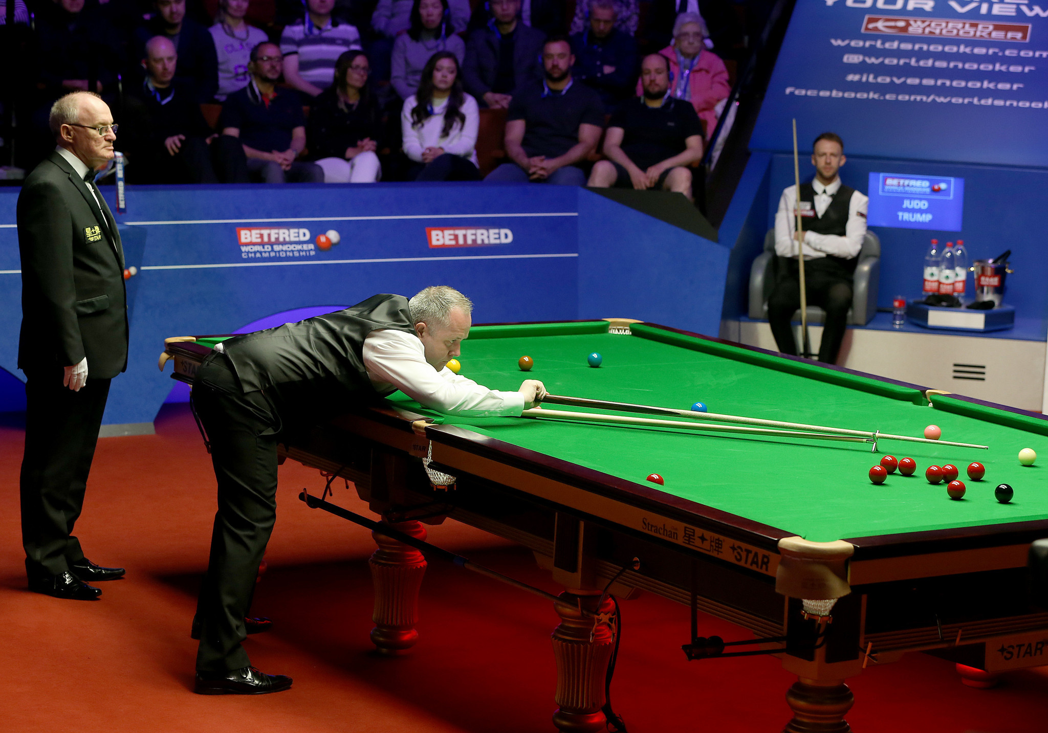 The World Snooker Championship has been rescheduled to July 31 to August 16 due to the coronavirus pandemic ©Getty Images