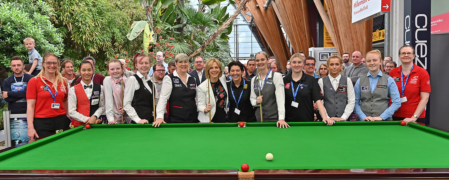 Women's Snooker Day to take place online