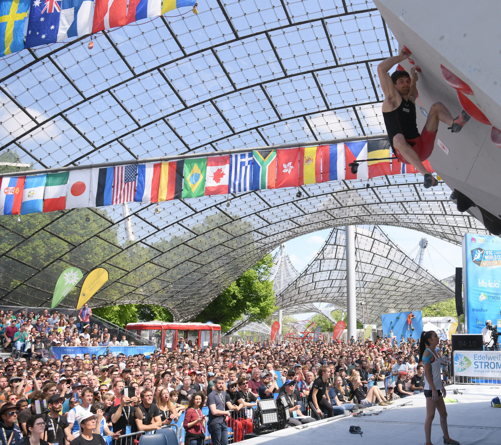 IFSC World Cup events postponed as European Championships moved to October