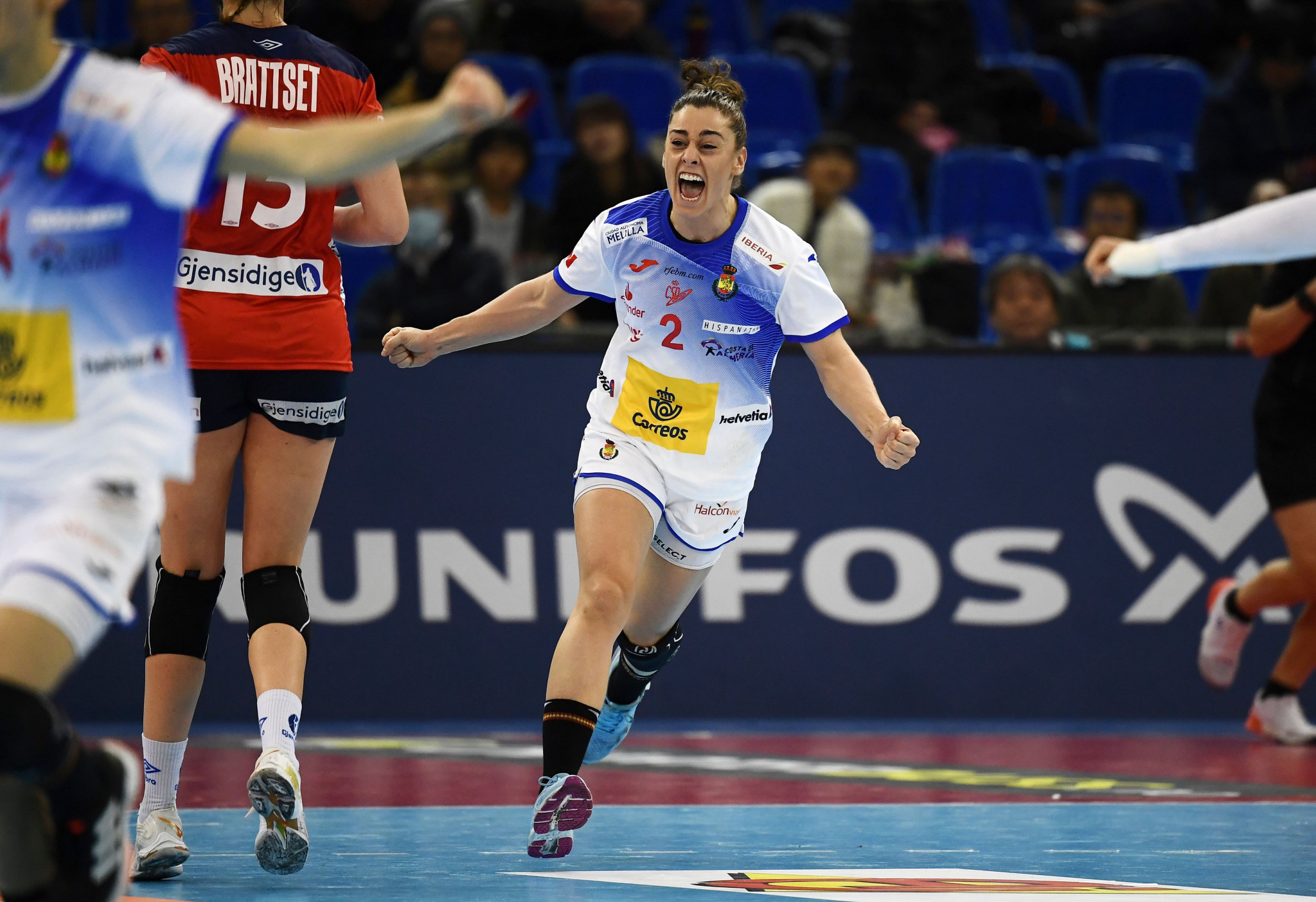 Spain will host one of the three women's qualifiers ©Getty Images