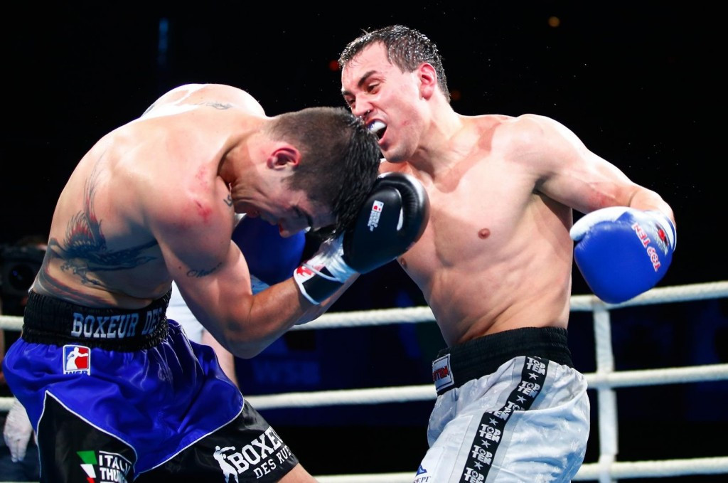 Russian Boxing Team seal World Series of Boxing quarter-final win
