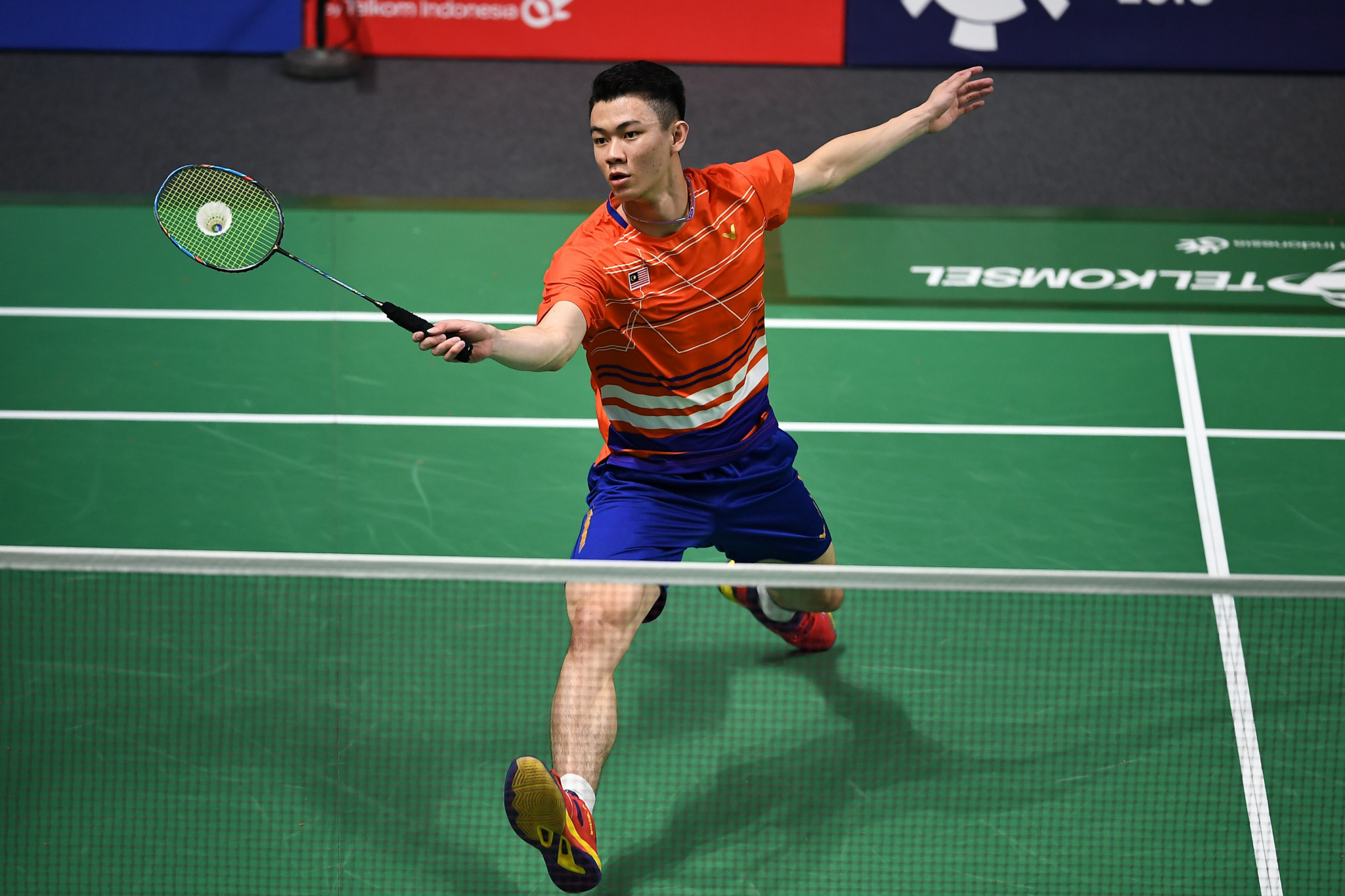 Malaysia's number one badminton player Lee Zii Jia claimed players would