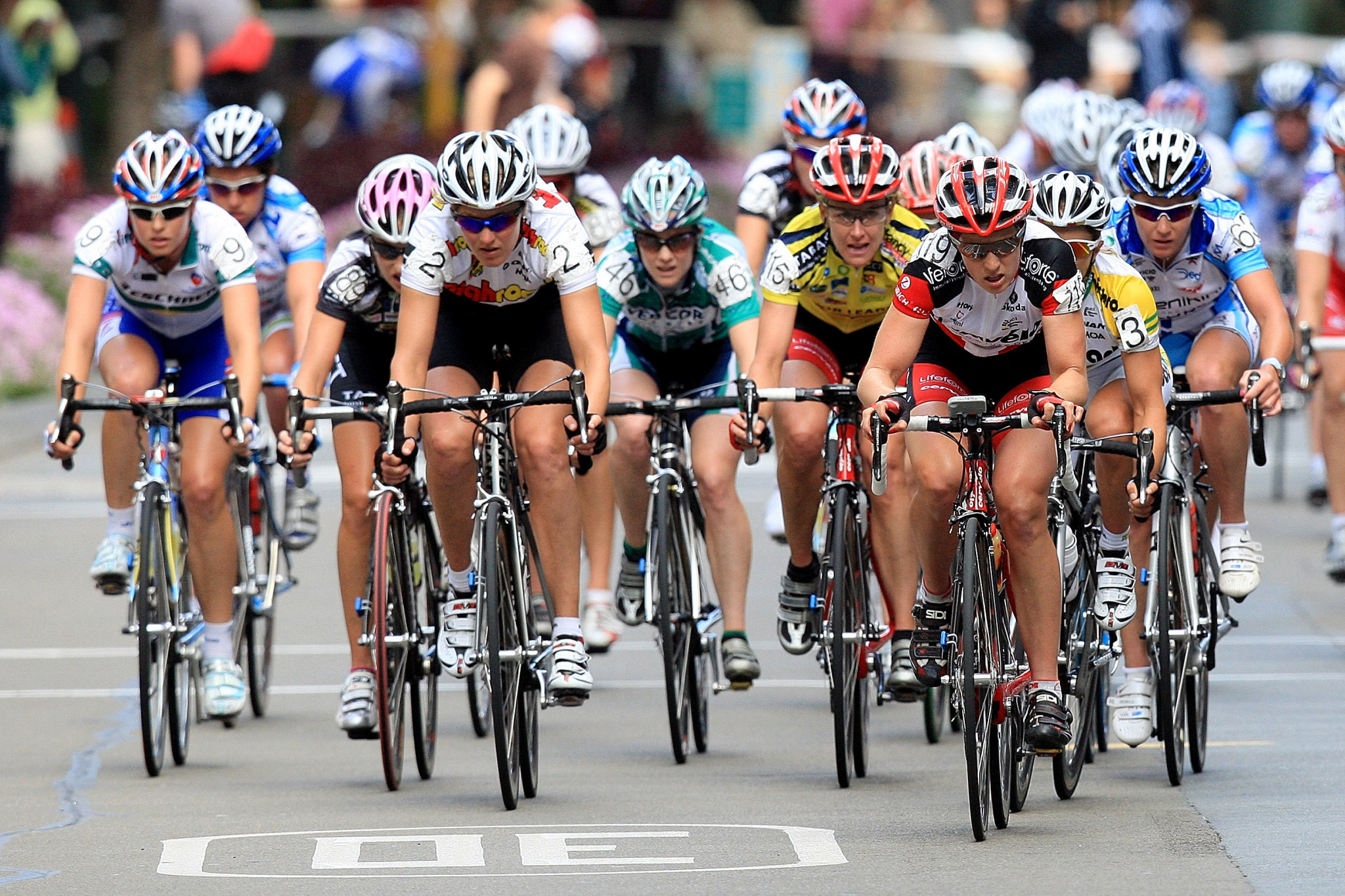 There has been concern about the lack of clarity regarding the UCI women's race calendar ©Getty Images