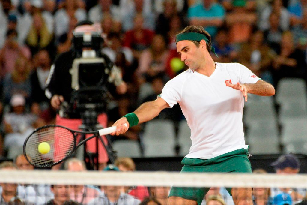 The proposal from Roger Federer has divided the tennis community ©Getty Images
