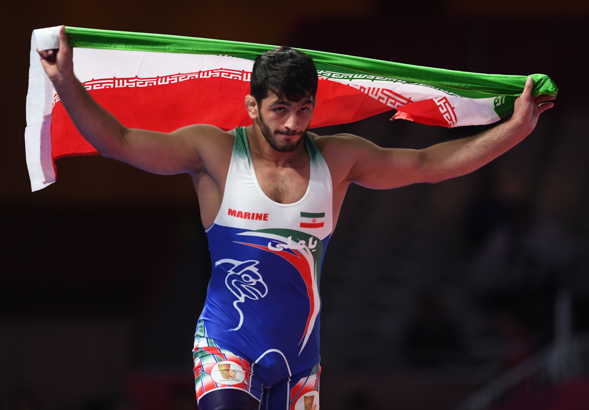 Iran's Olympic and world champion Hassan Yazdani heads the men's 86kg field ©Getty Images