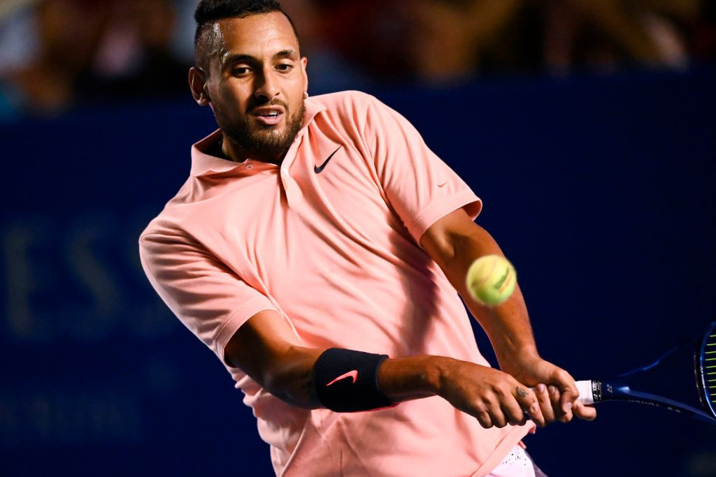 Australian Nick Kyrgios has publicly opposed the merger plan ©Getty Images