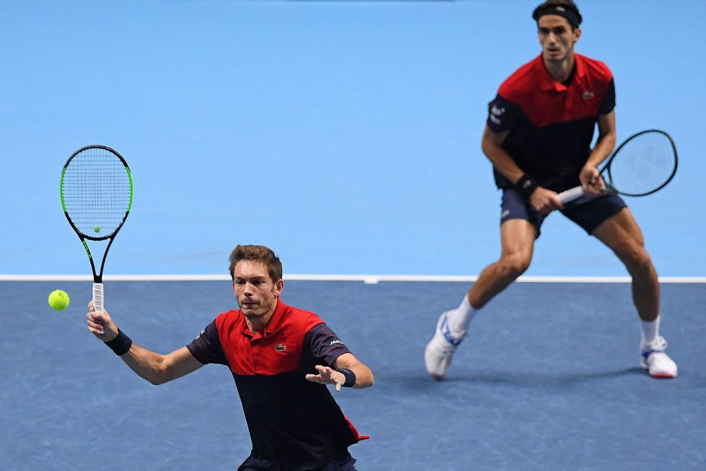 Nicolas Mahut intends to carry on his career through to the postponed Tokyo 2020 Olympics ©Getty Images