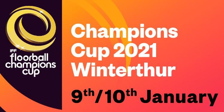 Switzerland to host 2021 International Floorball Federation Champions Cup