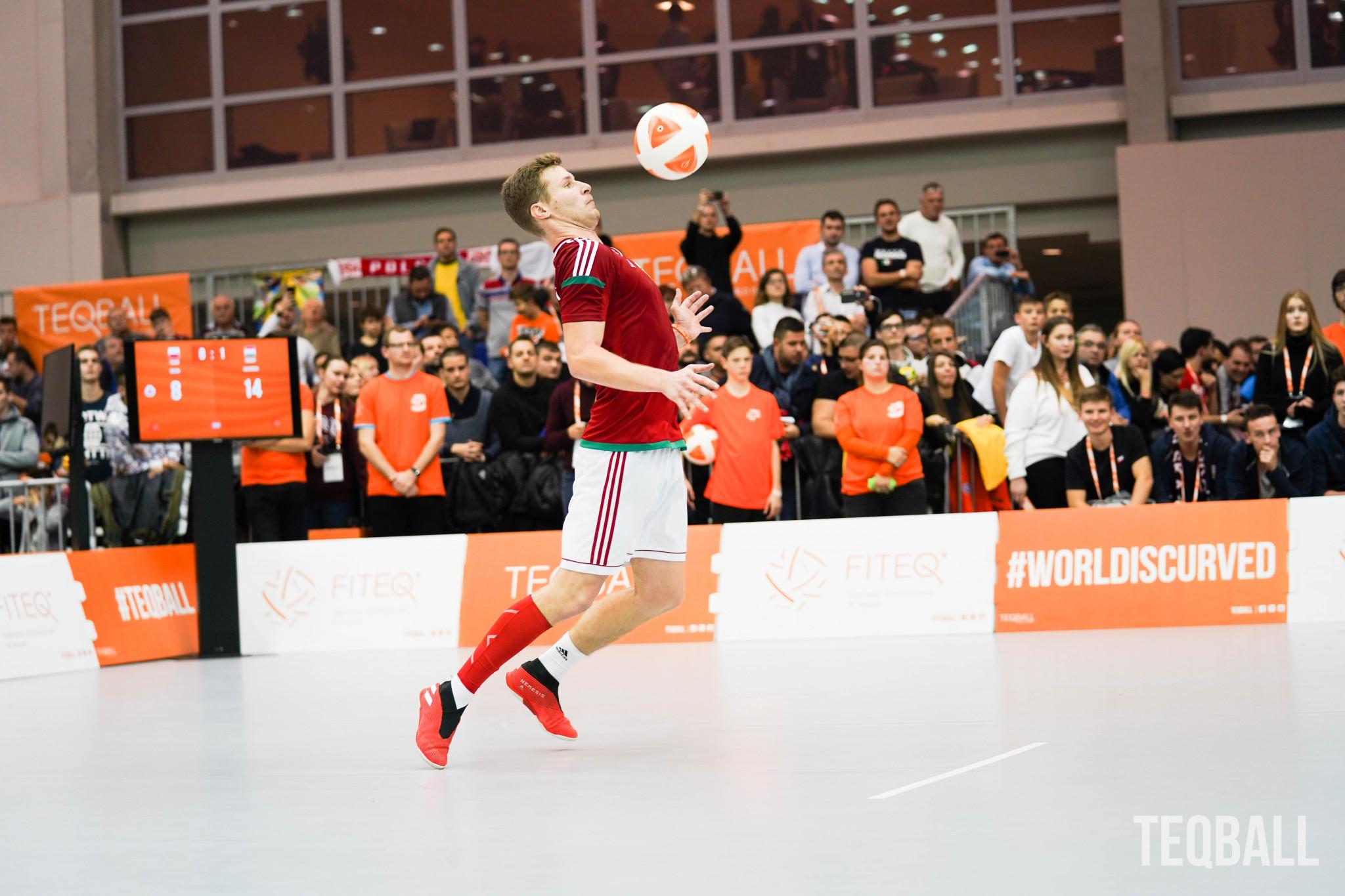 World champion Blazsovics tops FITEQ prize money list