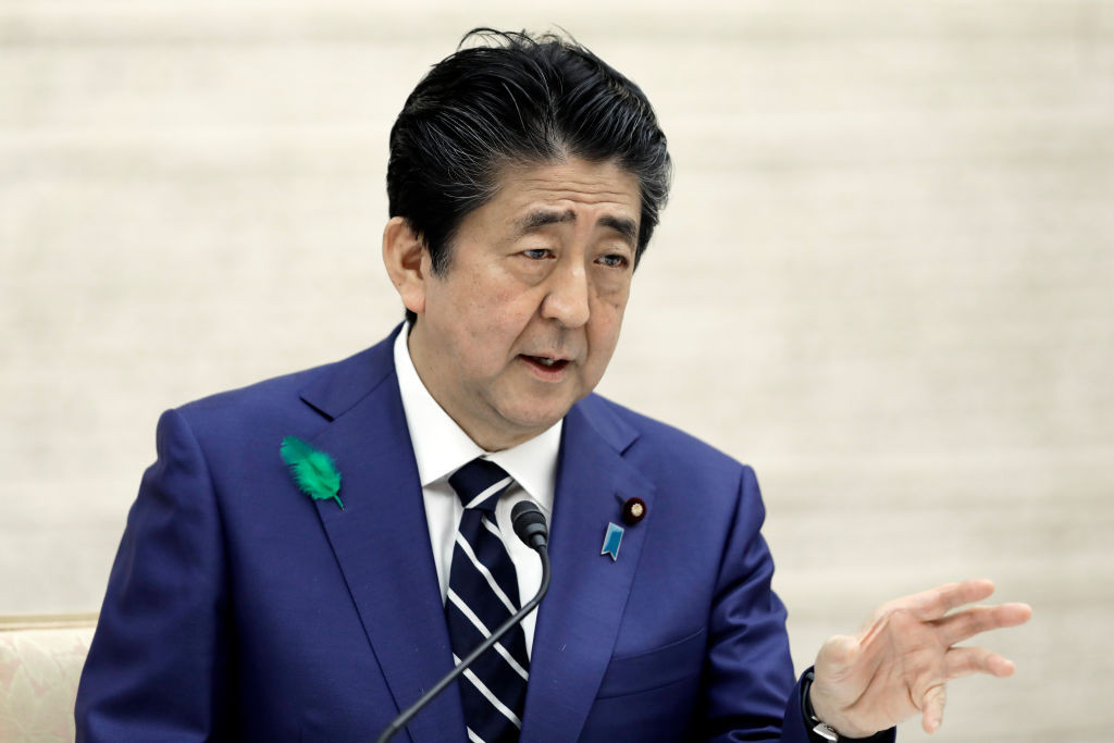 Japanese Government submit increased budget for virus relief package in Olympic host country
