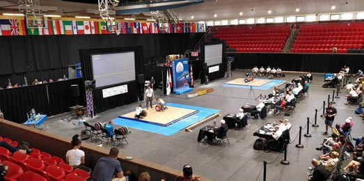Orlando to host 2022 IWF Masters World Championships after this year's edition cancelled