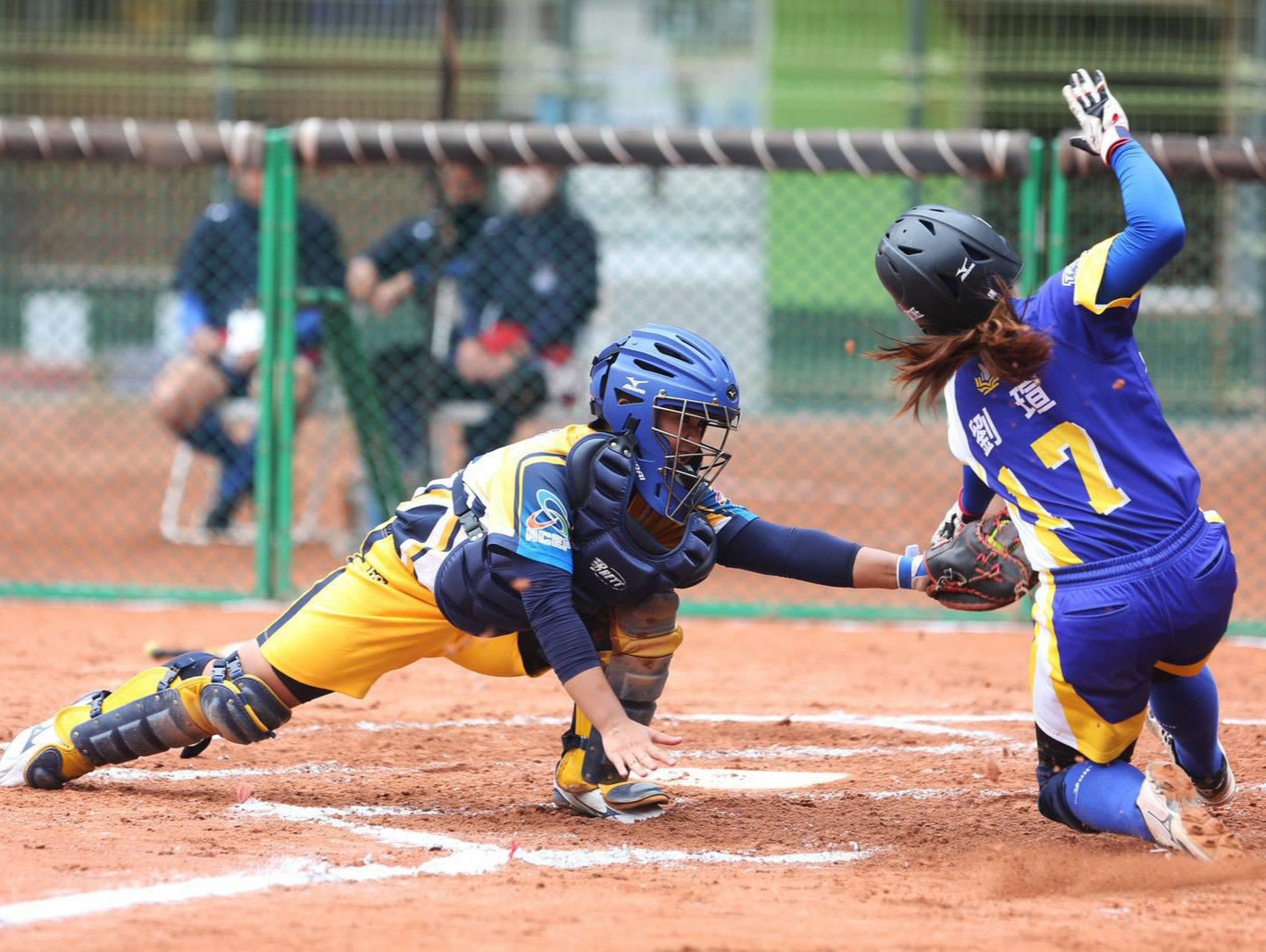 Taiwan becomes first country to open professional softball season