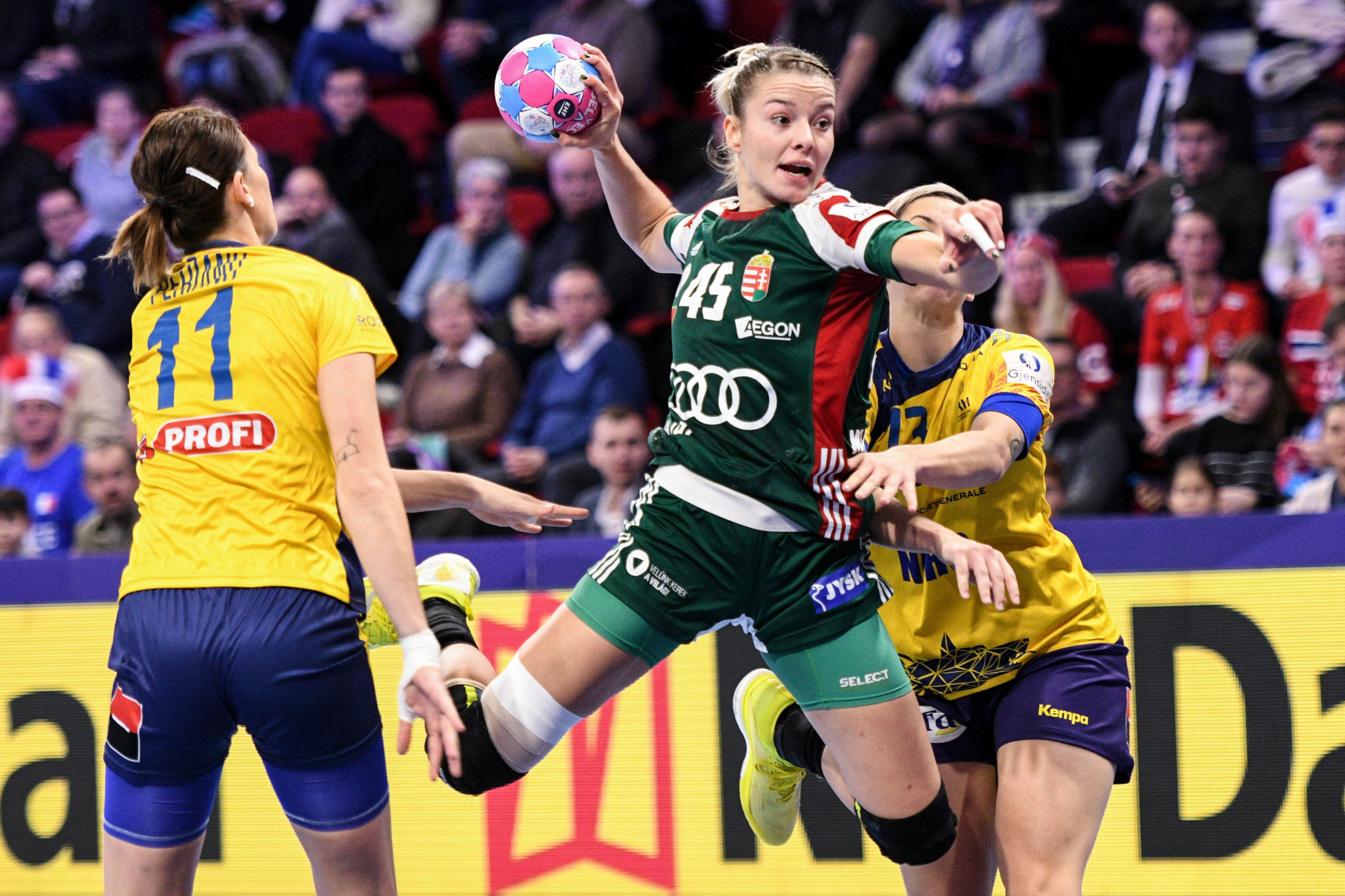 The International Handball Federation made a profit of CHF6.8 million in 2018 ©Getty Images