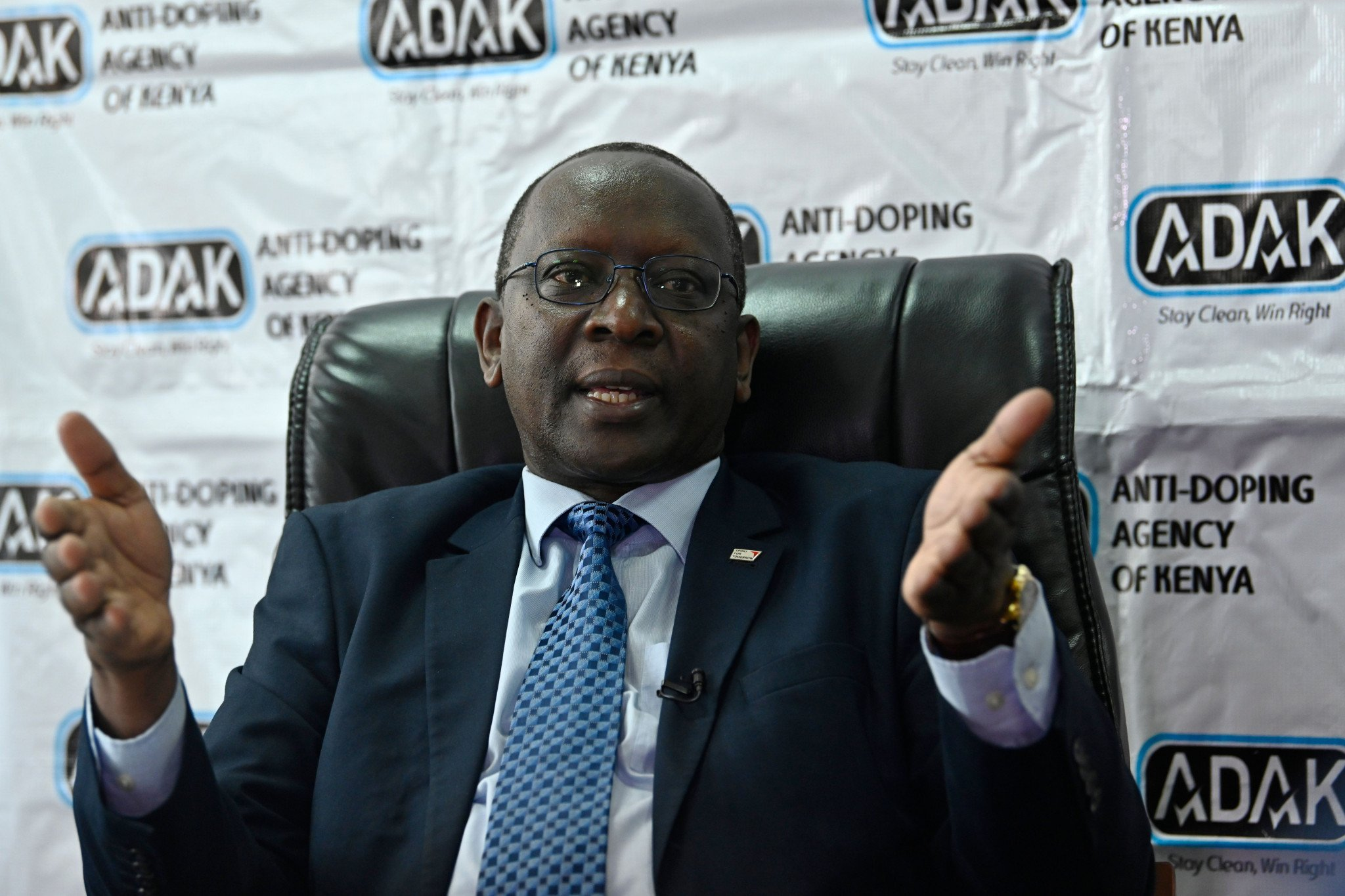Anti-Doping Agency of Kenya insists activities have not been reduced