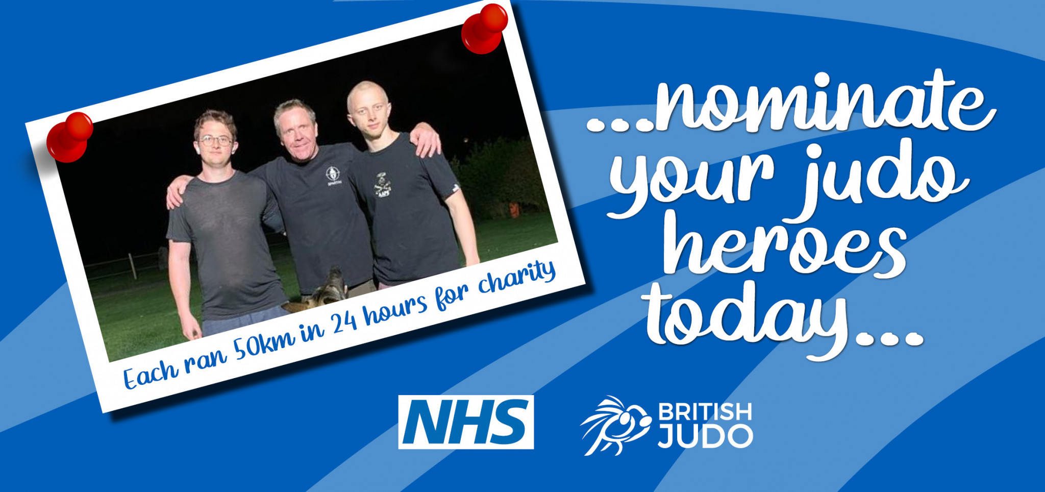 British Judo highlight heroes fighting COVID-19 pandemic