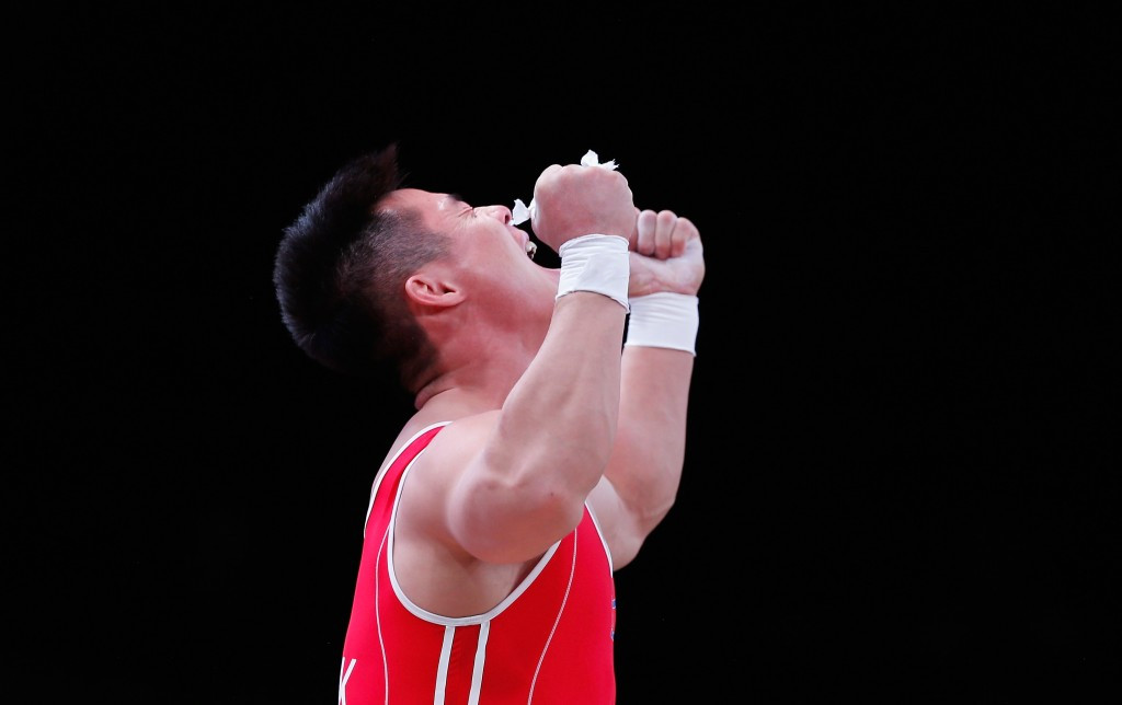 North Korean Olympic champion and three Azeri lifters among athletes provisionally suspended by IWF for positive tests