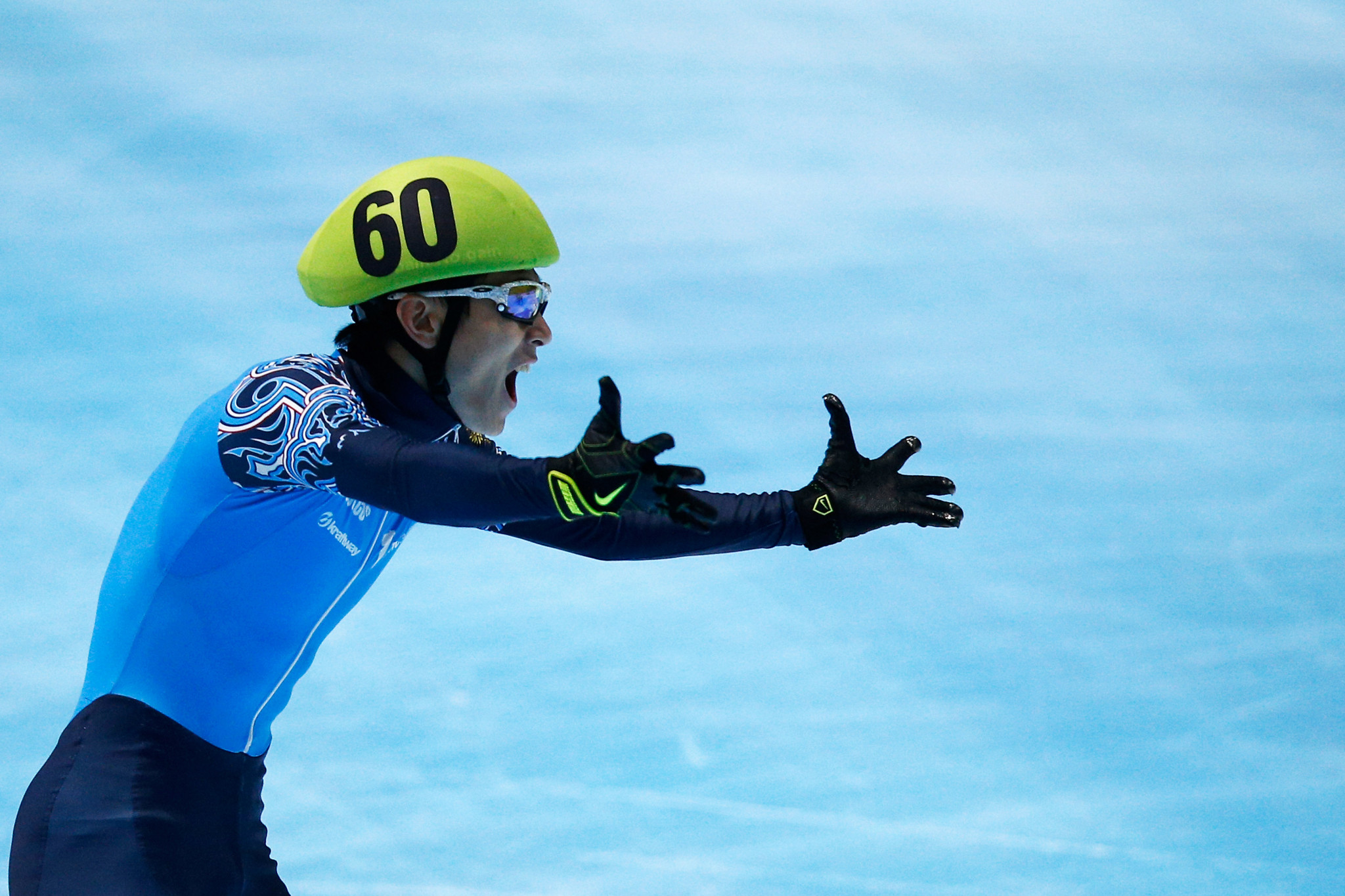 Multiple Olympic gold medallist Ahn announces retirement from speed skating