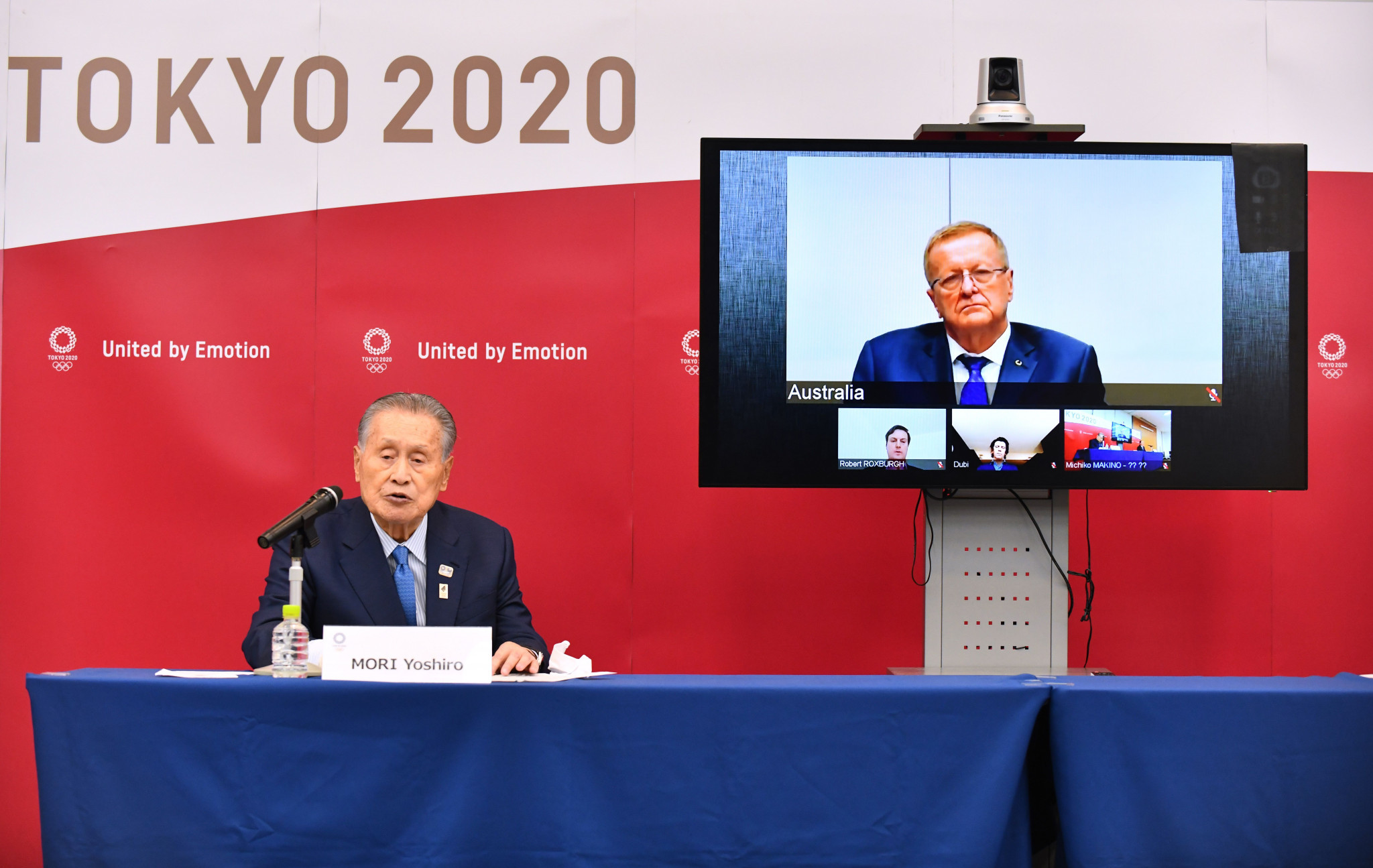 John Coates has claimed the Olympics and Paralympics are not dependent on a vaccine being developed for coronavirus ©Getty Images