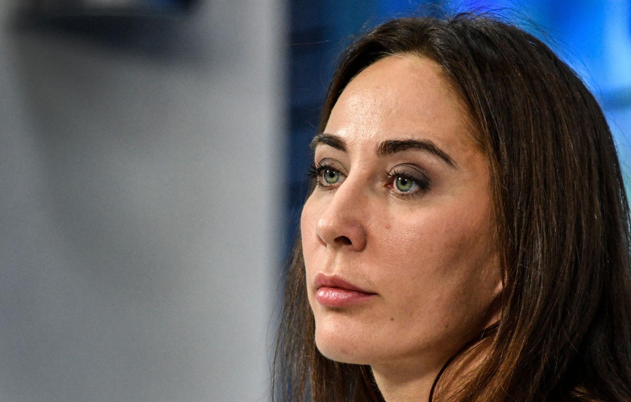 Margarita Pakhnotskaya has said testing will resume in May ©Getty Images