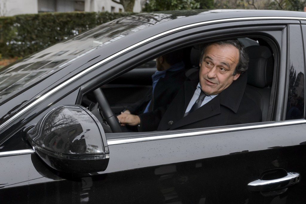 Platini to snub FIFA Ethics Committee hearing