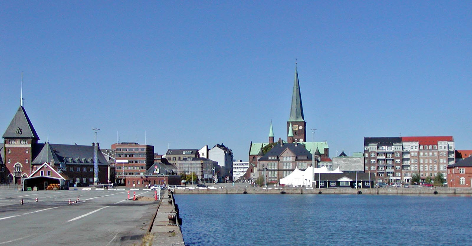The Thomas and Uber Cup Finals will take place in Aarhus in October ©Wikipedia