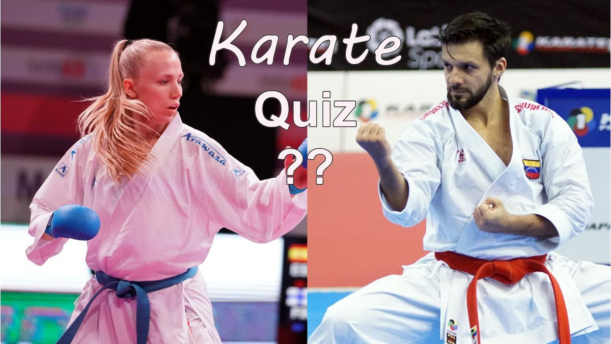 World Karate Federation launch online quizzes