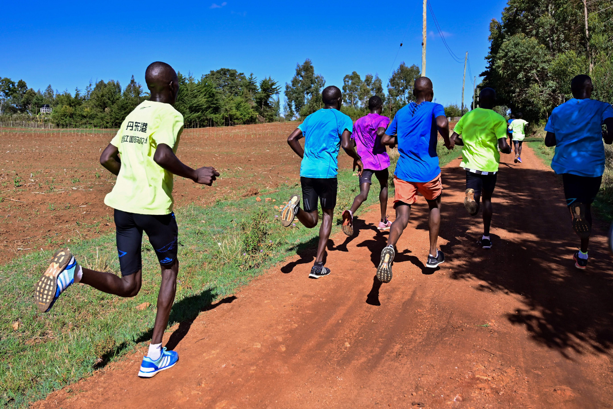 Iten is one of the world's most famous athletics bases ©Getty Images