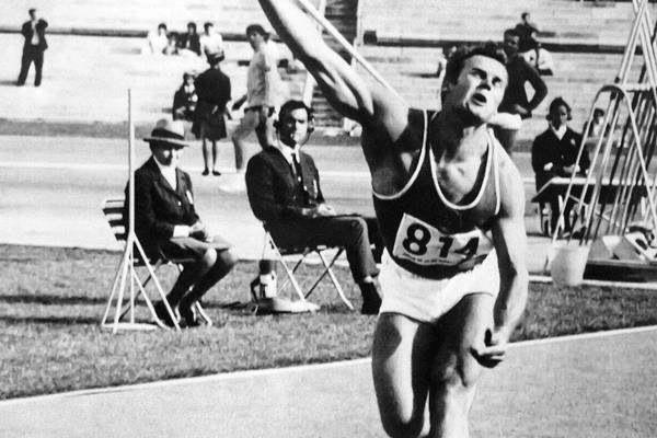 World Athletics pay tribute to Mexico City 1968 Olympic javelin champion Lusis