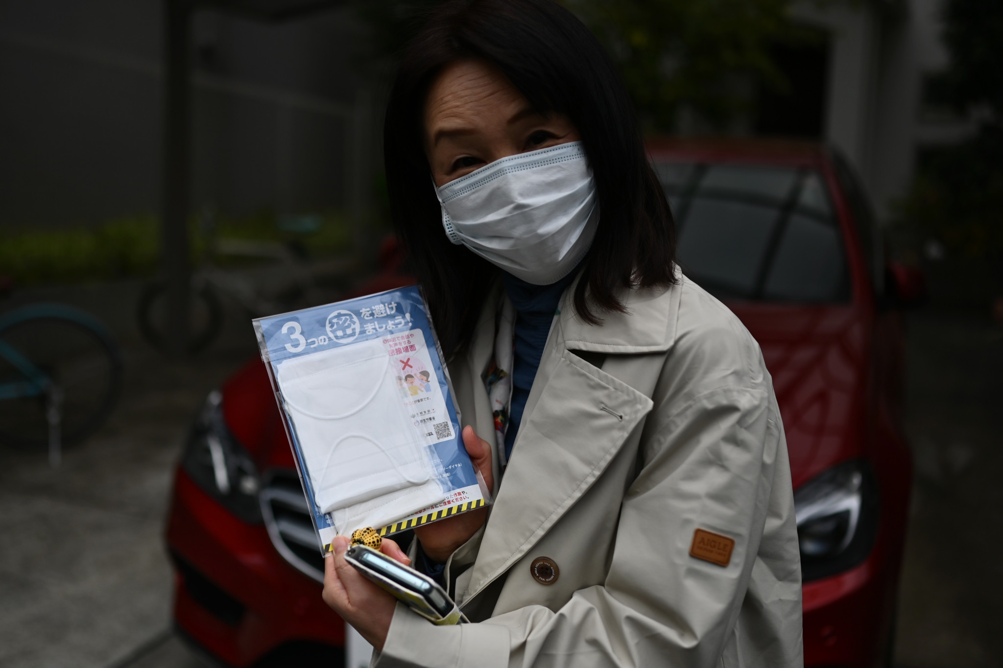 Japanese Swimming Federation donate 17,000 masks to hospitals