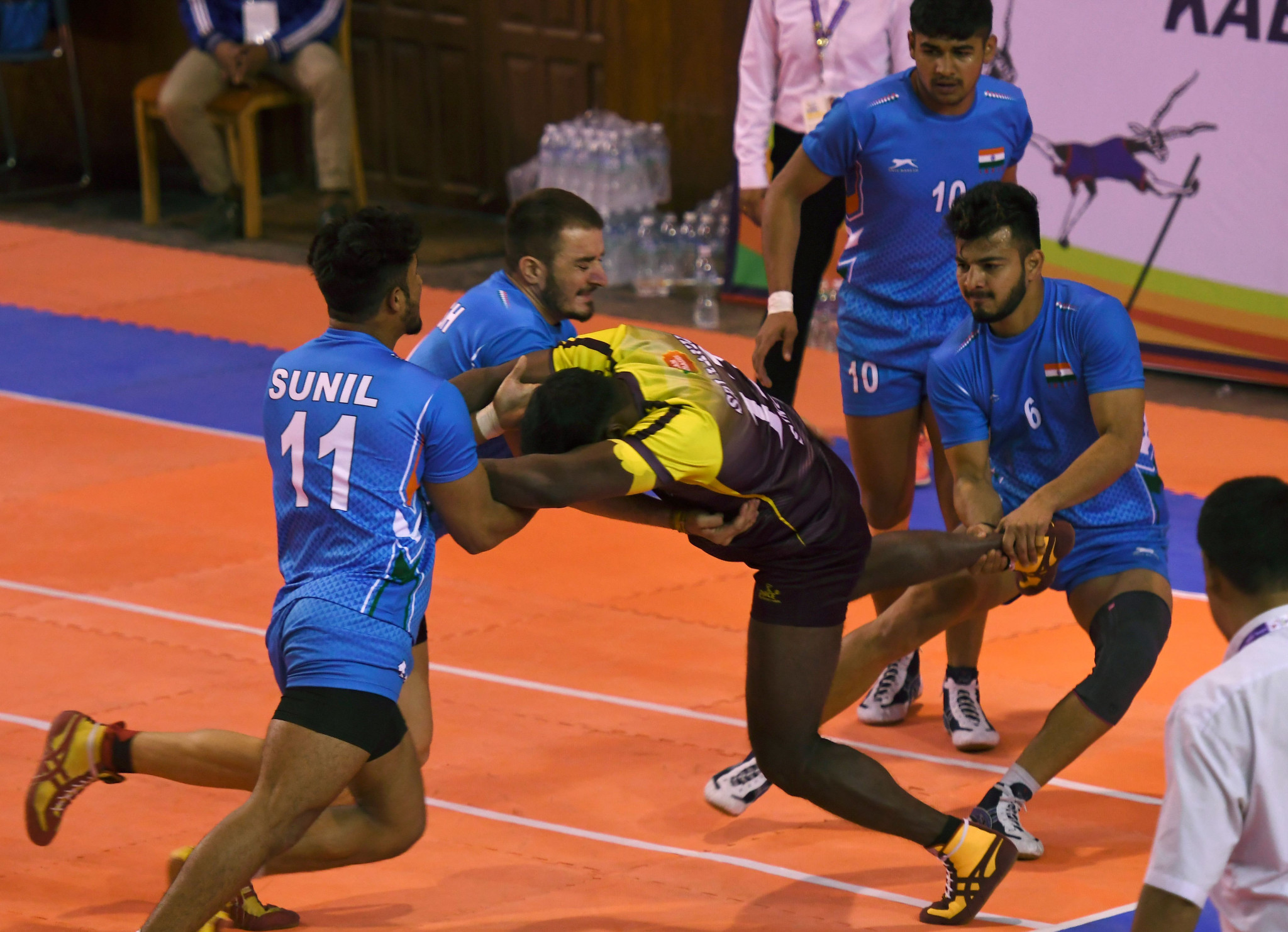 Indian Sports Minister hopes Asian Games promotion helps kabaddi Olympic ambitions