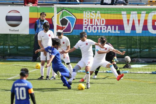 International Blind Football Foundation launches grant programme
