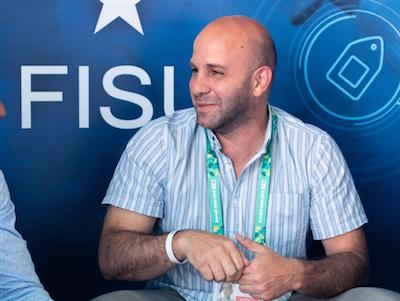Emiliano Ojea chairs the FISU Student Committee ©FISU