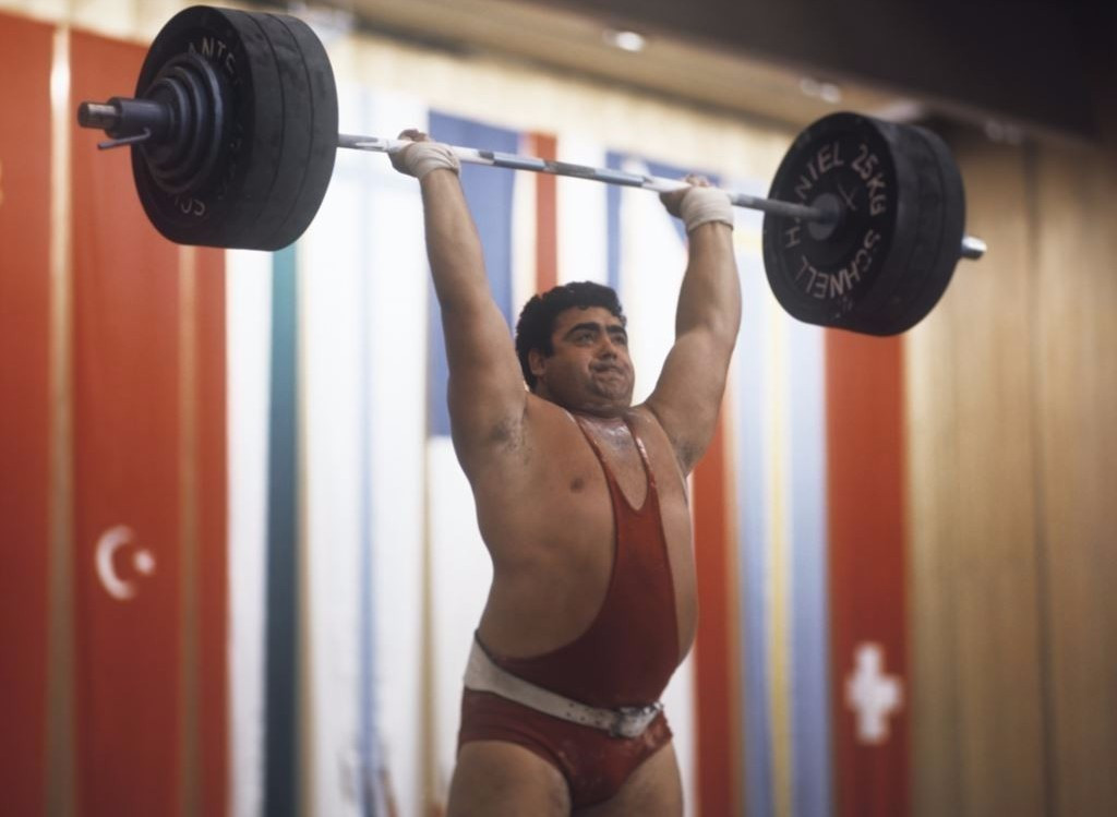 The Soviet Union's Vasily Ivanovich Alekseyev is the most successful competitor in the history of the World Weightlifting Championships with a total of eight gold medals ©Getty Images
