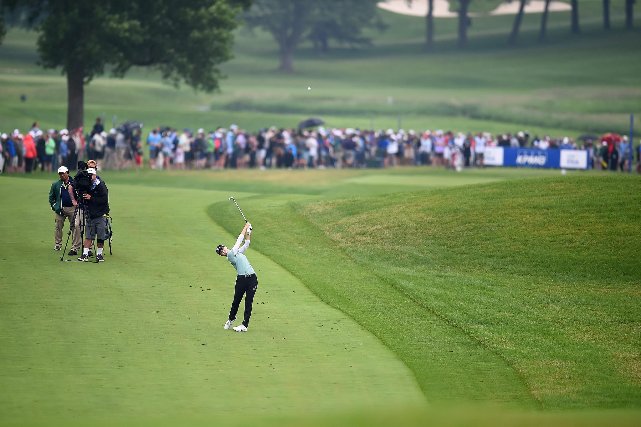 Women's PGA Championship rescheduled for October