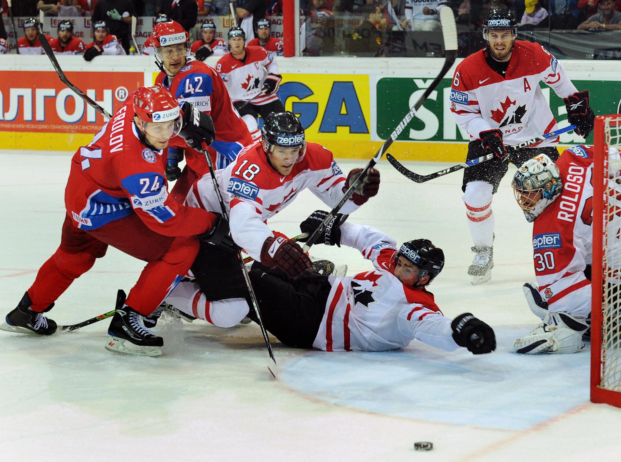 Switzerland not applying to host IIHF Men's World Championship next year