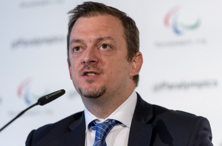 IPC President Andrew Parsons said it was not sensible or feasible to host the General Assembly in 2020 ©Getty Images