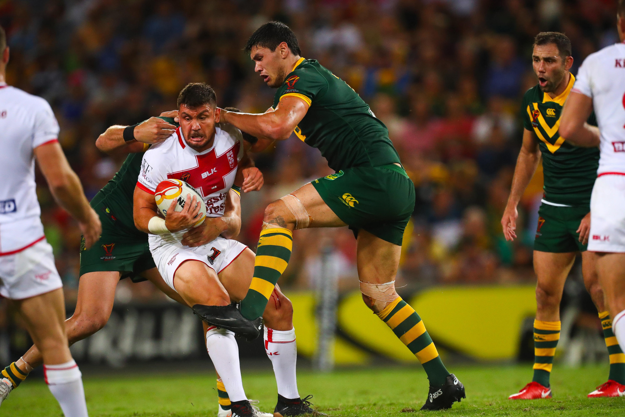 Organisers of 2021 Rugby League World Cup welcome emergency Government support for sport