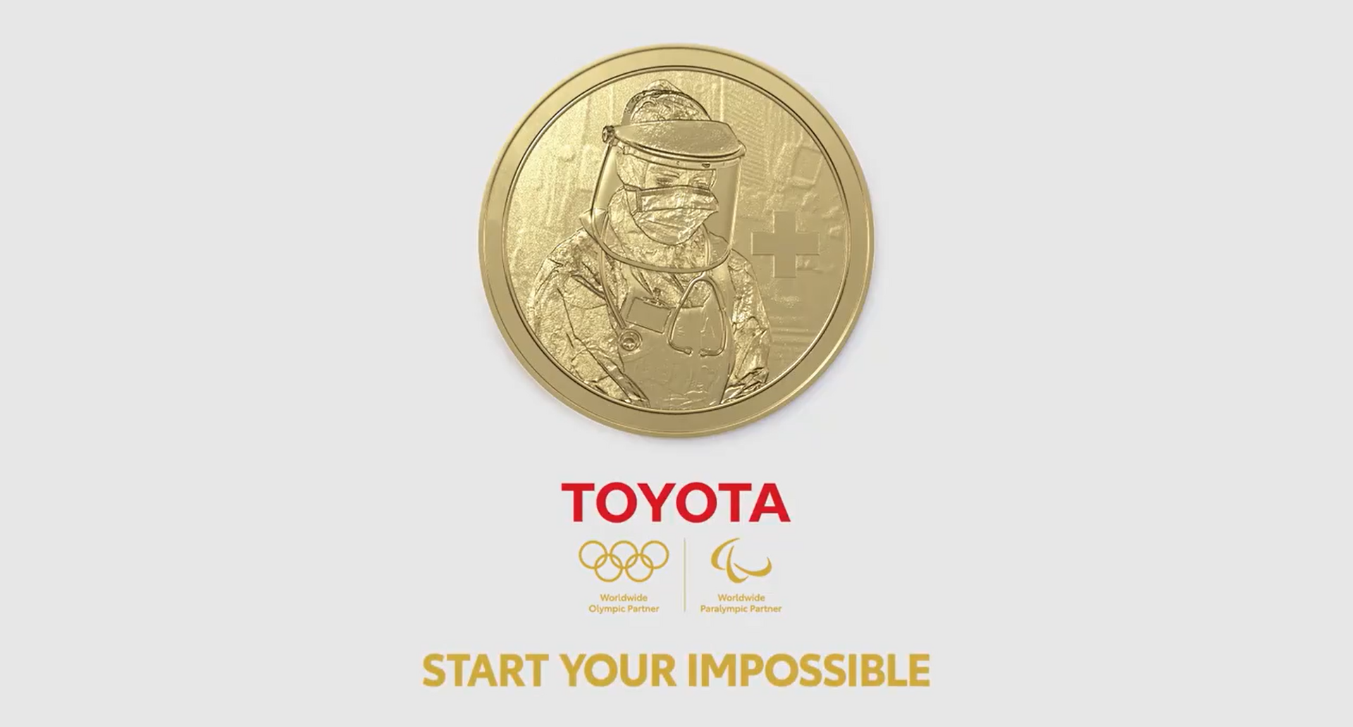 "Olympic sponsor Toyota highlight everyday heroes in ""Heroic Medal"" advert"