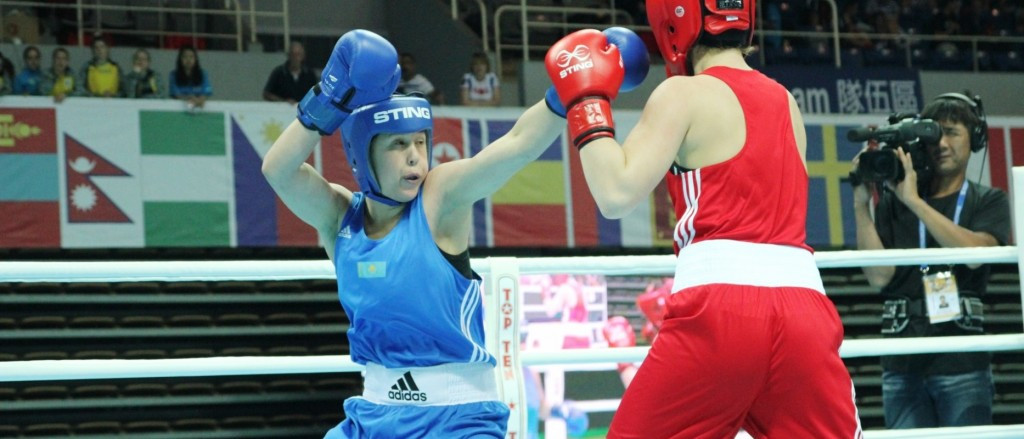 The AIBA Women's Youth/Junior World Boxing Championships is an important part of the sport's strategy to help get more females involved ©AIBA