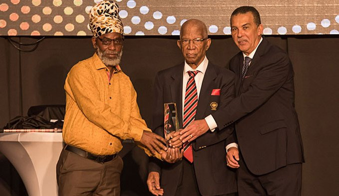 Former Trinidad and Tobago Olympic Committee President Chapman dies age 93