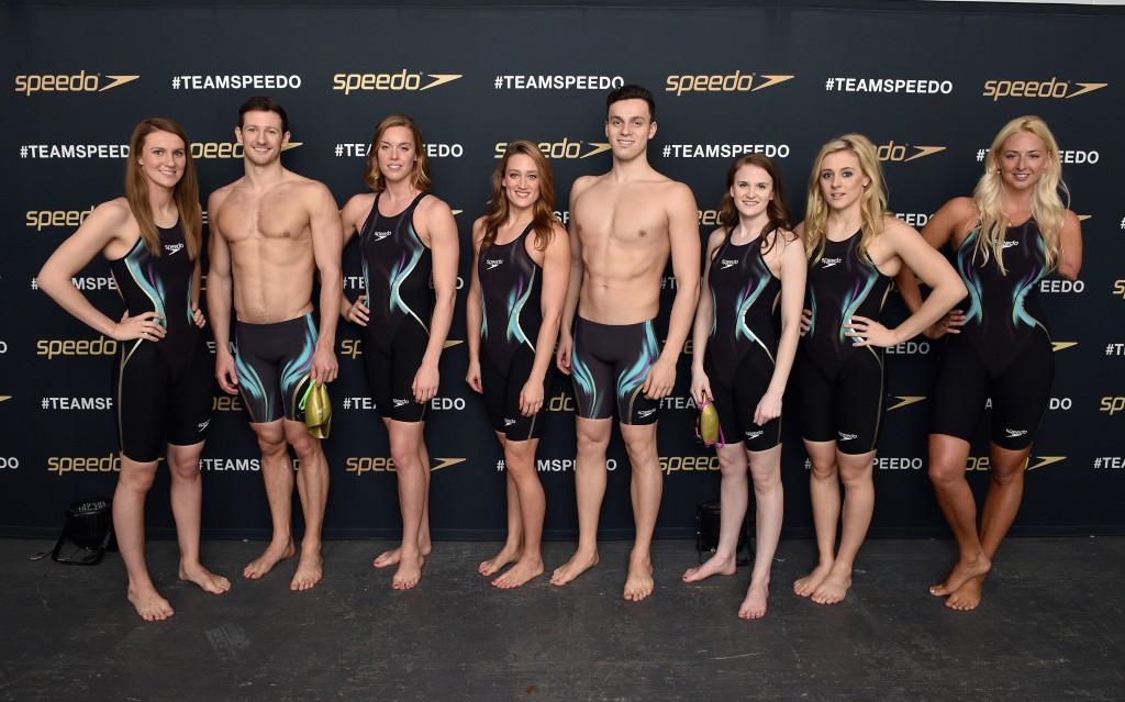 Speedo launch latest versions of Fastskin LZR Racer X swimsuit for Rio 2016